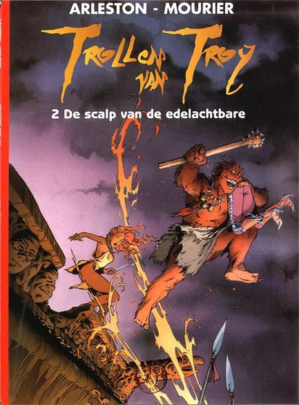 Trollen van Troy 2 De scalp van de edelachtbare