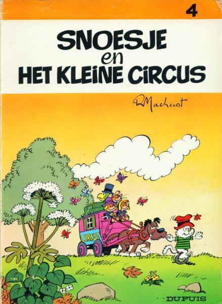 Snoesje 4 Het kleine circus