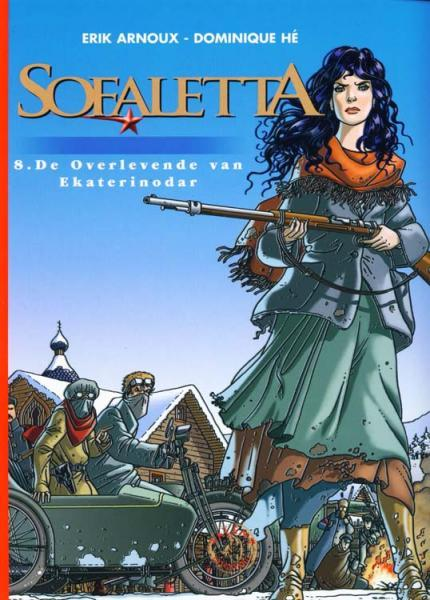 Sofaletta 8 De overlevende van Ekaterinodar