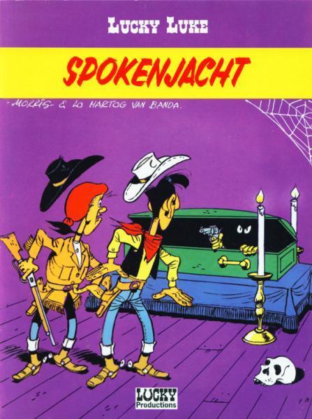 Lucky Luke (Dargaud/Lucky Comics) 31 Spokenjacht