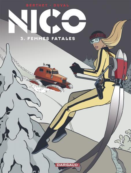 Nico 3 Femmes fatales