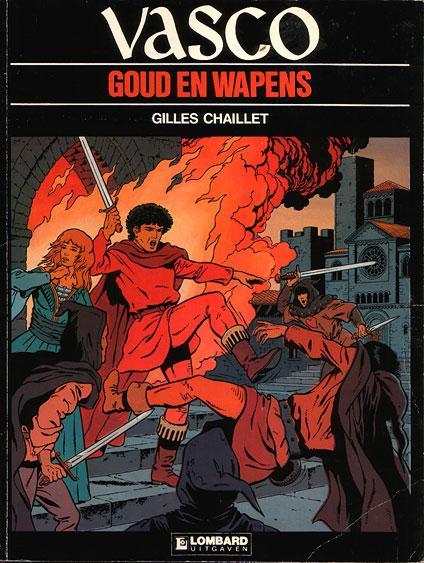 Vasco (Nederlands) 1 Goud en wapens