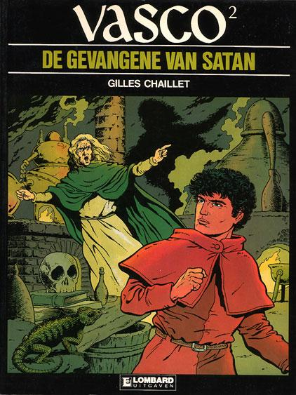 Vasco (Nederlands) 2 De gevangene van Satan