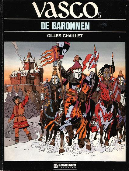 Vasco (Nederlands) 5 De baronnen