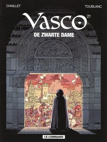 Vasco (Nederlands) 21 De zwarte dame