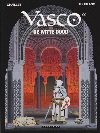 Vasco (Nederlands) 22 De witte dood