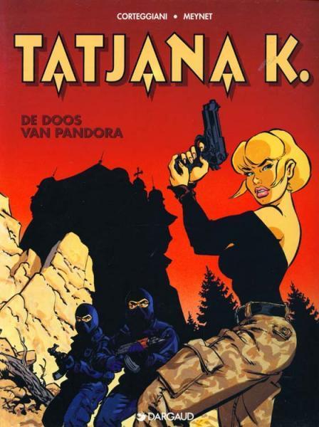 Tatjana K. 1 De doos van Pandora