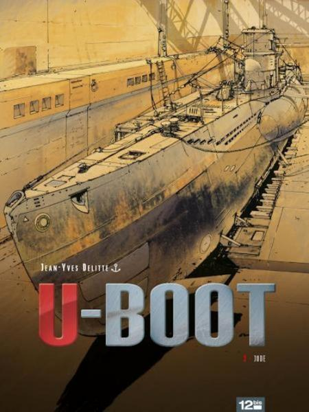 U-Boot (12Bis Franse uitgave) 3 Jude