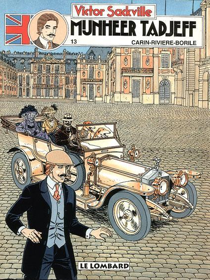 Victor Sackville, spion van Georges V 13 Mijnheer Tadjeff