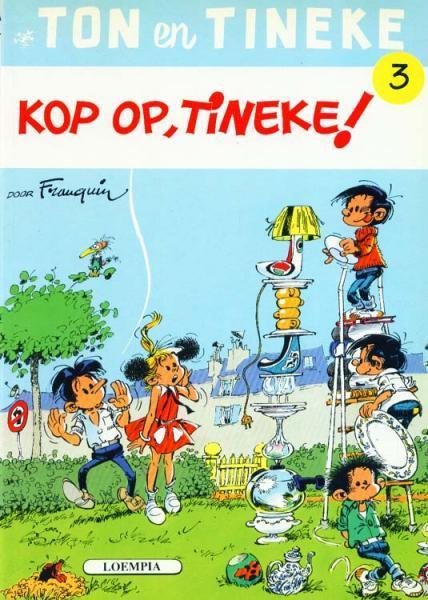 Ton en Tinneke D3 Kop op, Tineke!