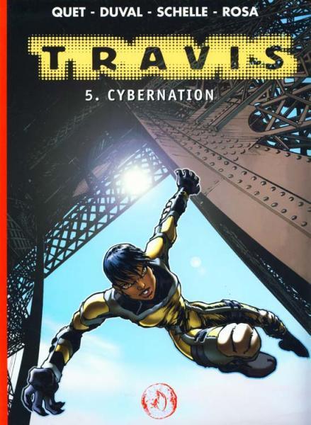 Travis (Talent/Daedalus) 5 Cybernation