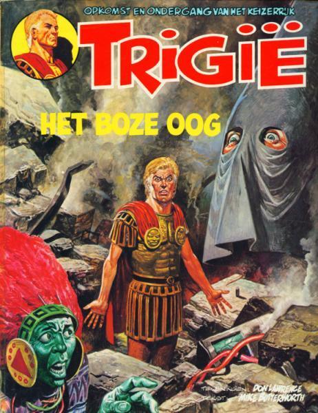 Trigië (Oberon) 8 Het boze oog