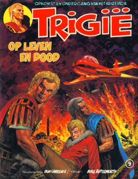 Trigië (Oberon) 9 Op leven en dood