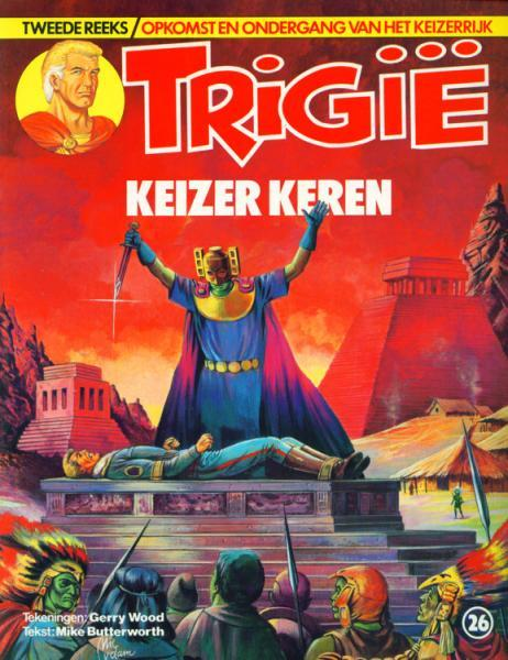 Trigië (Oberon) 26 Keizer Keren