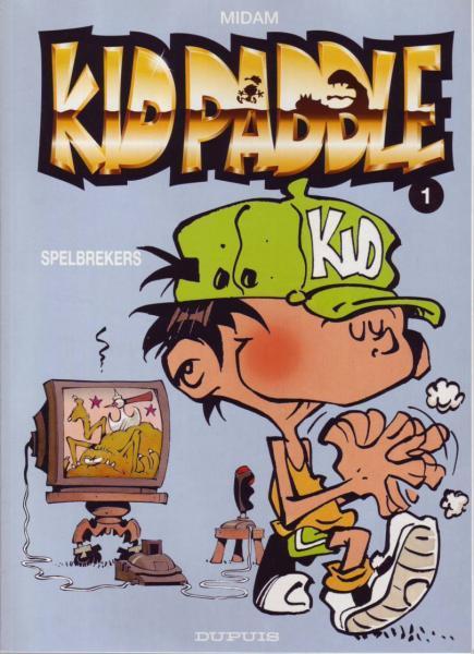 Kid Paddle 1 Spelbrekers