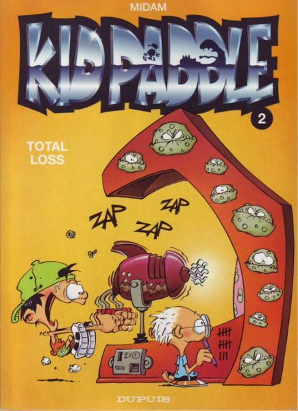 Kid Paddle 2 Total Loss