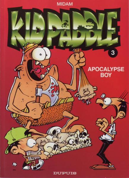Kid Paddle 3 Apocalypse Boy