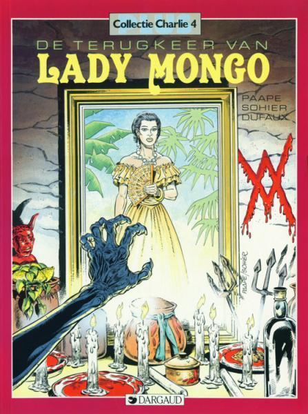 De terugkeer van Lady Mongo 1 De terugkeer van Lady Mongo