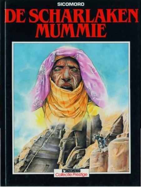 De scharlaken mummie 1 De scharlaken mummie