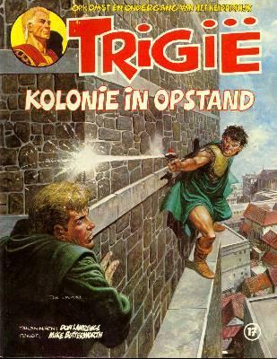 Trigië (Oberon) 17 Kolonie in opstand