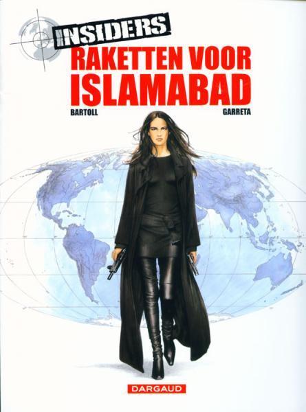 Insiders 3 Raketten voor Islamabad