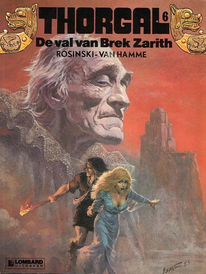 Thorgal 6 De val van Brek Zarith
