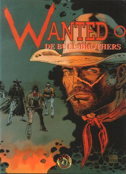 Wanted (Girod) 1 De Bull-brothers