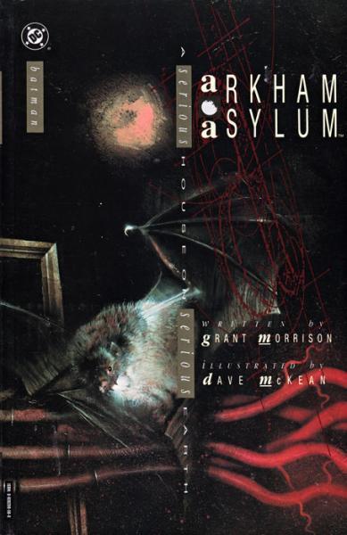 Batman: Arkham Asylum 1 Arkham Asylum