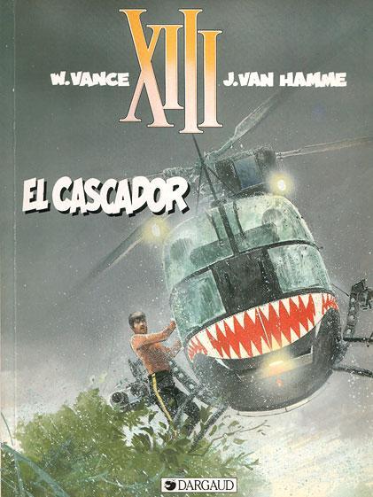 XIII 10 El Cascador