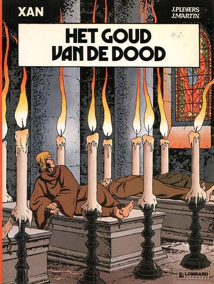 Xan 1 Het goud van de dood