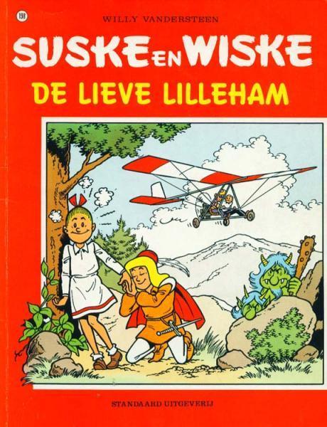 Suske en Wiske 198 De lieve Lilleham