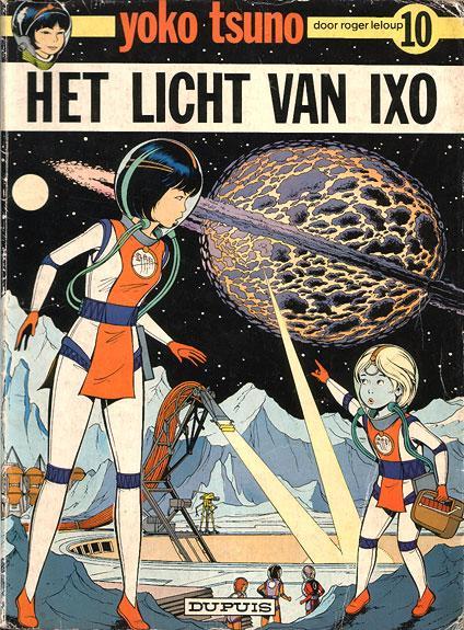 Yoko Tsuno 10 Het licht van Ixo