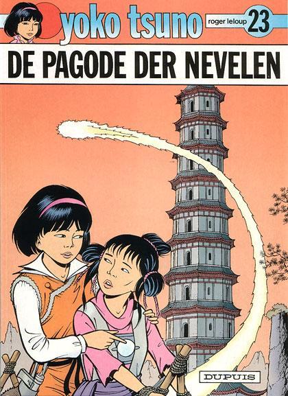 Yoko Tsuno 23 De pagode der nevelen