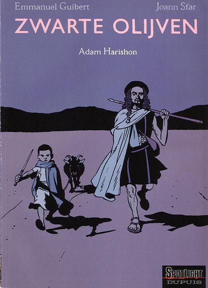 Zwarte olijven 2 Adam Harishon