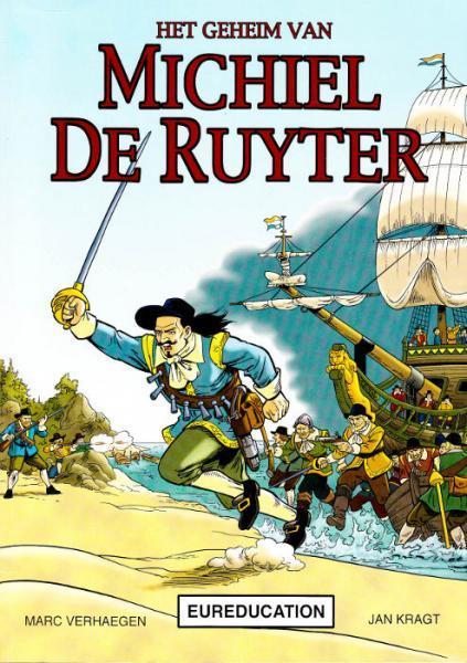 Het geheim van Michiel de Ruyter 1 Het geheim van Michiel de Ruyter