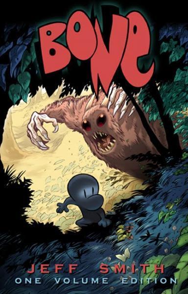 Bone (Cartoon Books/Image) INT *1 The complete cartoon epic in one volume
