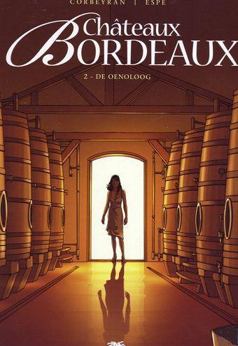 Châteaux Bordeaux 2 De oenoloog