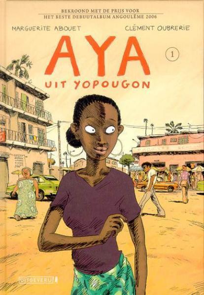 Aya uit Yopougon 1 Deel 1