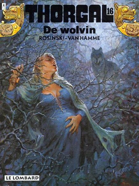 Thorgal 16 De wolvin