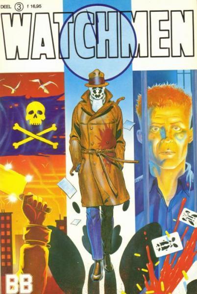 Watchmen (Baldakijn) 3 Deel 3