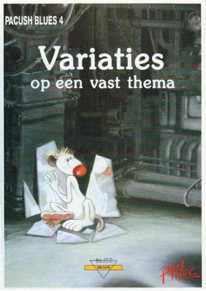 Pacush Blues 4 Variaties op een vast thema
