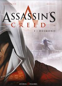 Assassin's Creed 1 Desmond