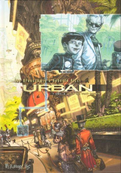 Urban 2 Ceux qui vont mourir