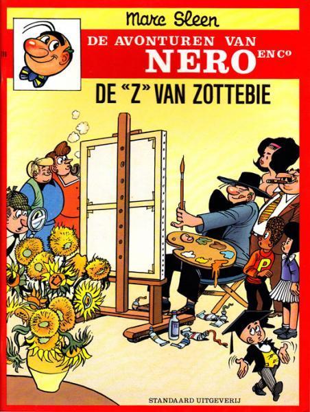 """Nero 110 De """"Z"""" van Zottebie"""