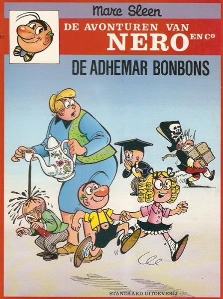 Nero 111 De Adhemar bonbons