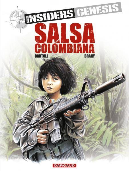 Insiders Genesis 2 Salsa Colombiana