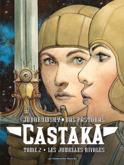 De metabaronnen Castaka 2 Les jumelles rivales
