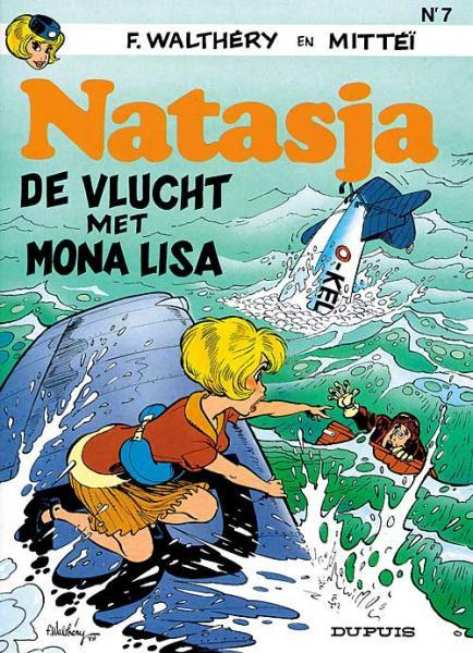 Natasja 7 De vlucht met Mona Lisa