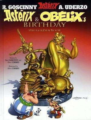 Asterix 34 Astérix and Obélix's Birthday