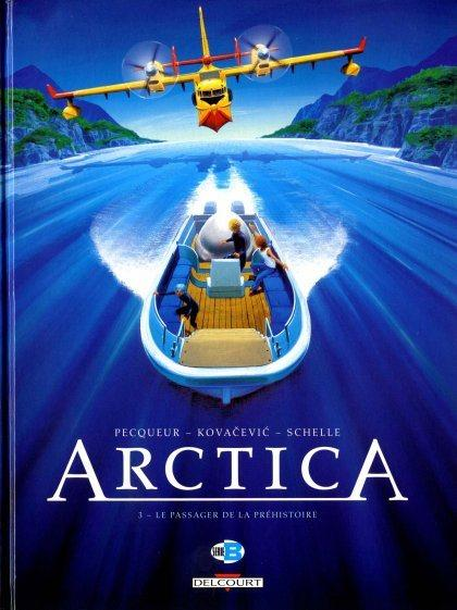 Arctica 3 Le passager de la préhistoire